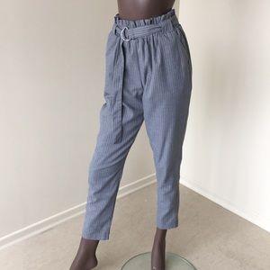 💝StreetWear Society High waist casual Pants